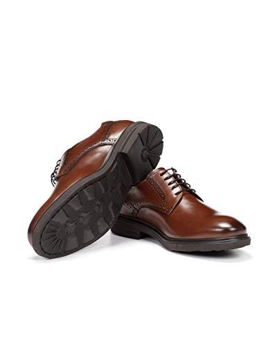 Fluchos   Vestir de Hombre   BELGAS F0630 Sierra Castaño Zapato de Vestir   Vestir de...