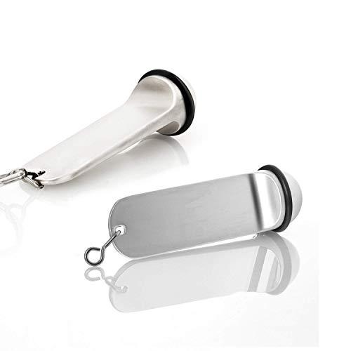 Faimex Llavero para hotel en paquete doble, para llaves de hotel, de Pension Hotels,...