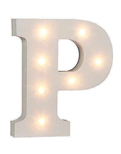 Letras para Boda con Luz 16 cm