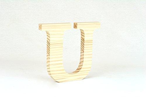 Letras Madera Boda 15 cm