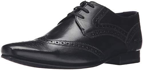 Ted Baker Hann 2 - Zapatos de Vestir Hombre, Negro (Black), 44.5 EU