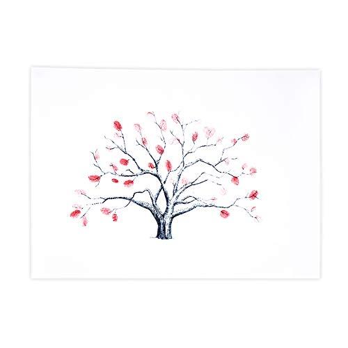 Zerodis Arbol de Huellas, Libro de visitas de la Firma de la Lona del árbol de la Huella...