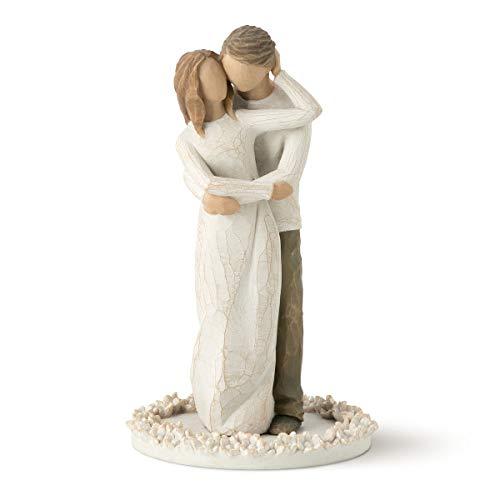 Willow Tree, Figura de hombre y mujer enamorados, Enesco