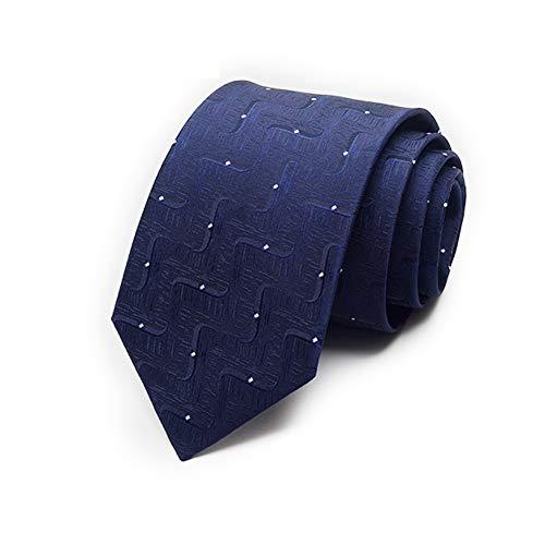 XIANGUO Corbatas de Hombre Caja Regalo Conjunto Corbatas Corbata microfibra accesorios...