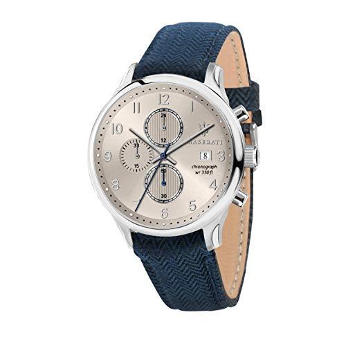Reloj para Hombre, Colección Gentleman, con Movimiento de Cuarzo y función cronógrafo,...