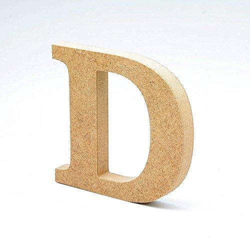 Letras de Boda en Madera 20 cm