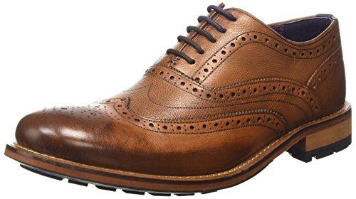 Ted Baker Guri 8 - Zapatos de vestir Hombre, Marrón (Tan), 43
