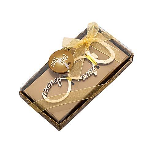 PovKeever 10 abrelatas de botella para regalos de boda, regalos para invitados, souvenirs...