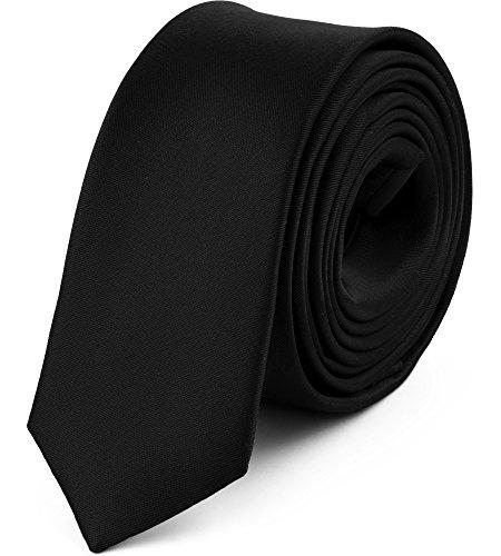 Ladeheid Corbatas Estrechas Diversidad de Colores Accesorios Ropa Hombre SP-5 (150cm x...