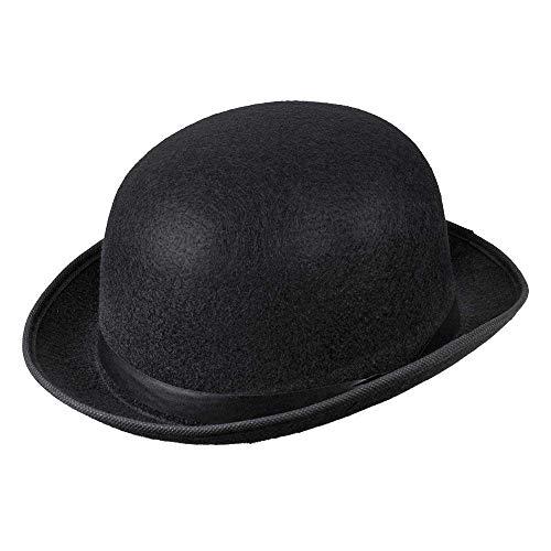 Boland 28145 Antoine - Gorro de fieltro, color negro