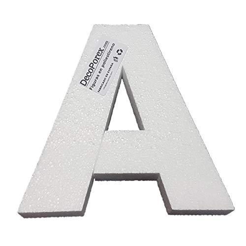 Letras Gigantes para Bodas Baratas 20 cm