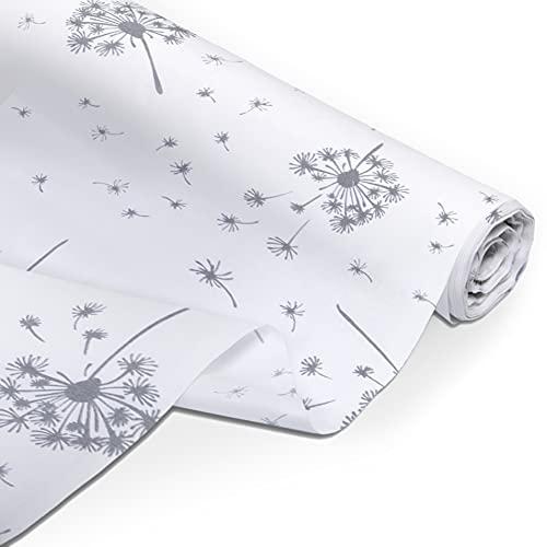 Amilian - Tela de algodón por metro, paquete de tela: de aprox. 160 x 200 cm, para coser,...