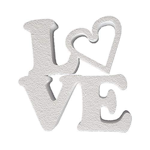 Letras Love Boda 20 cm