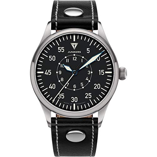 Junkers Armbanduhr 9.20.02.02 Herrenuhr
