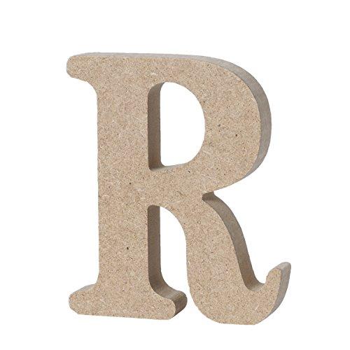 Bodas y Letras de Madera 10 cm