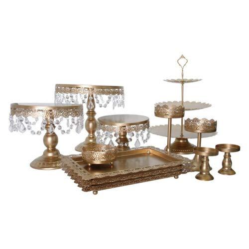 Soporte para tartas y cupcakes, 12 unidades, soporte para tartas, soporte para postres, de...