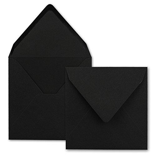 Sobres Serie FarbenFroh® cuadrados, sin ventanilla, de 155 x 155 mm, con cierre engomado,...