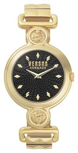 Versus by Versace Reloj Analogico para Mujer de Cuarzo con Correa en Acero Inoxidable...