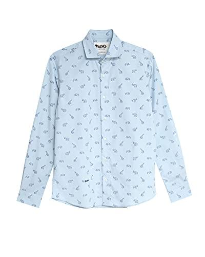 Brava Fabrics Camisa from The Future To Savannah - Algodón Orgánico