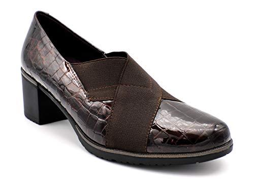 Zapato Vestir para Plantillas Pitillos M-6330 marrón 41 EU