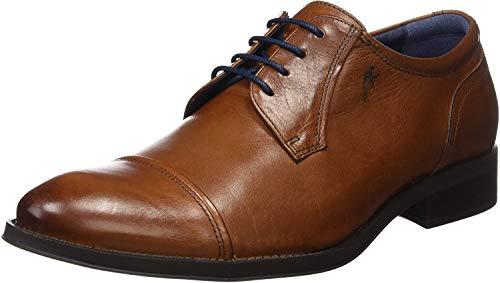 Fluchos   Zapato de Hombre   HERACLES 8412 Memory Cuero Zapato de Vestir   Zapato de Piel...
