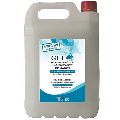Gel Hidroalcohólico Higienizante de Manos Dermoprotect (5 litros - Con perfume Limón)
