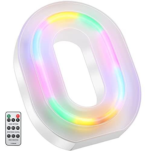 Letras Boda Baratas con Neon 16 cm