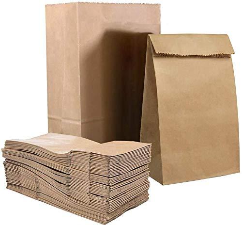 bolsa de papel marrón,para Bolsas Papel Regalo, Semillas Caramelo Favor la Boda Vintage...