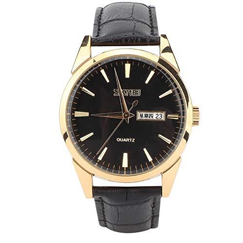 Reloj Impermeable,Relojes Hombre Acero Inoxidable Elegante Relojes Hombre Cronógrafo...