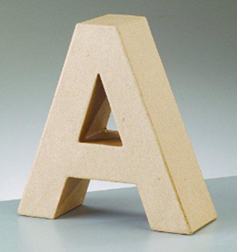 Letra de cartón - A