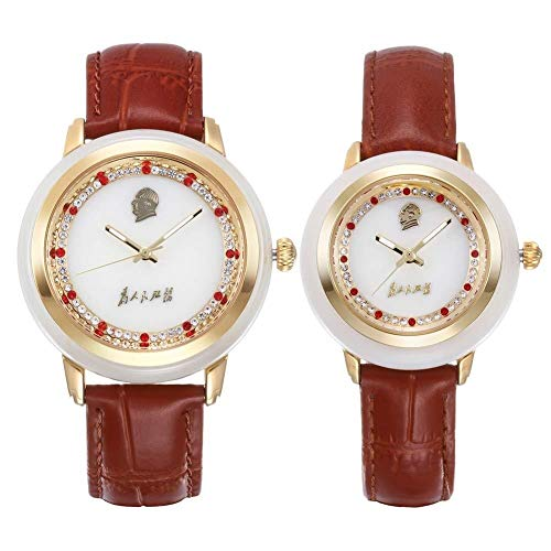 SGHH-Reino Unido Reloj, Pareja Jade Luminoso Reloj De Pulsera, A Prueba De Agua Fecha...
