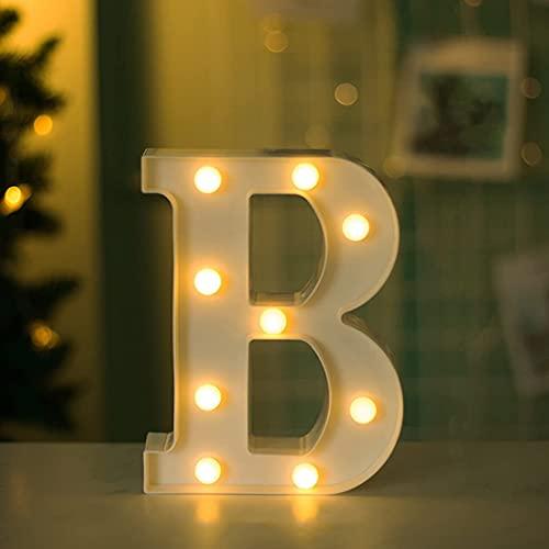 Letras Luminosas Gigantes Iluminadas 23 cm