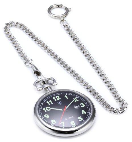 MTS 370/C1 - Reloj analógico de caballero de cuarzo - sumergible a 50 metros