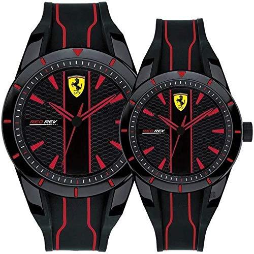 Scuderia Ferrari 0870021 Reloj de Hombres