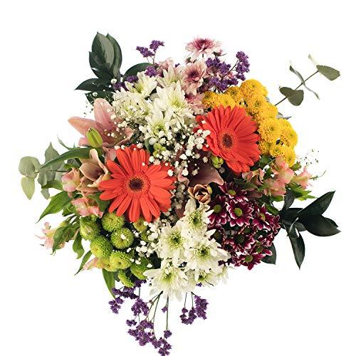 Ramo de Flores Variadas Multicolor   ENTREGA GRATIS 24 HORAS   Flores Naturales a...