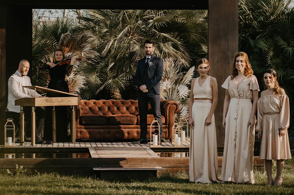 preparar boda civil
