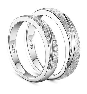 anillo bodas plata